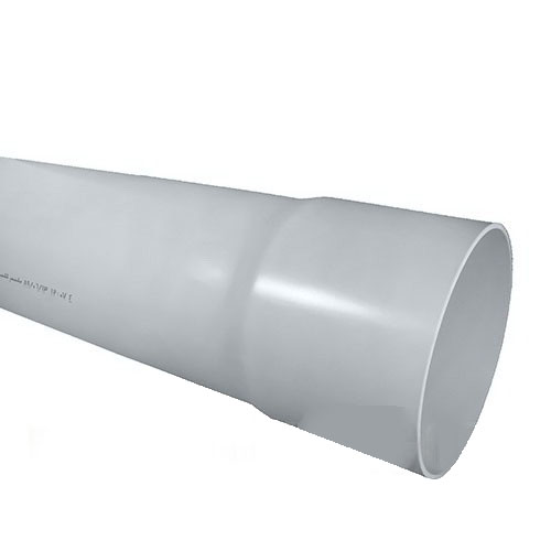 Soil-And-Waste-Discharge-Pipes-,Grey,-Single-Solvent-Socket-,-6m1547958152